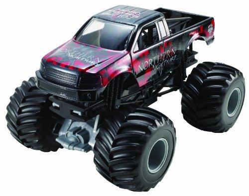 ホットウィール マテル ミニカー ホットウイール CCB23 Hot Wheels Monster Jam Northern Nightmare Die-Cast Vehicle, 1:24 Scaleホットウィール マテル ミニカー ホットウイール CCB23