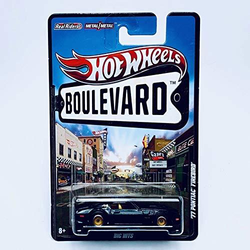 ホットウィール マテル ミニカー ホットウイール W4625 【送料無料】'77 PONTIAC FIREBIRD BIG HITS Hot Wheels 2012 BOULEVARD SERIES 1:64 Scale Die-Cast Vehicleホットウィール マテル ミニカー ホットウイール W4625