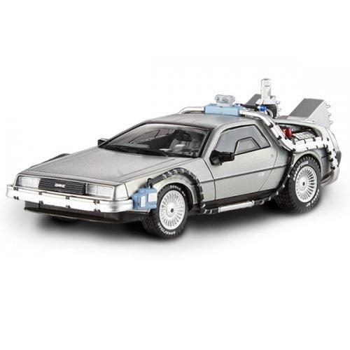 ホットウィール マテル ミニカー ホットウイール BCK08 Hot wheels BCK08 Delorean DMC-12 Back To The Future Time Machine With Mr. Fusion 1/43 Diecast Model Car by Hotwheelsホットウィール マテル ミニカー ホットウイール BCK08