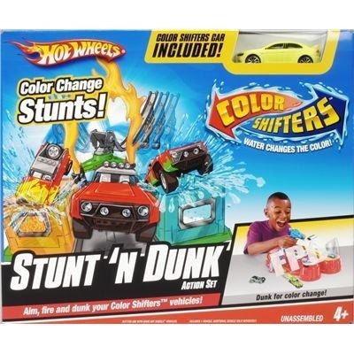 ホットウィール マテル ミニカー ホットウイール N4483 Hot Wheels Color Shifters Stunt Setホットウィール マテル ミニカー ホットウイール N4483