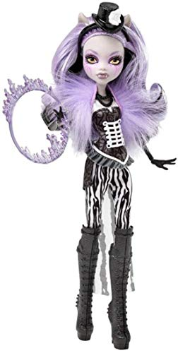 モンスターハイ 人形 ドール 5713 【送料無料】Monster High Freak Du Chic Clawdeen Wolf Dollモンスターハイ 人形 ドール 5713