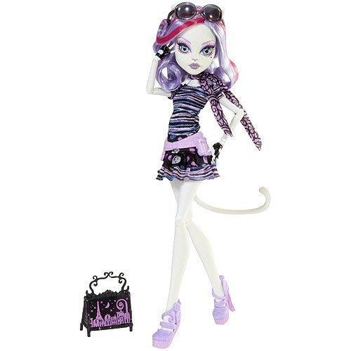 モンスターハイ 人形 ドール 【送料無料】Monster High Scaris Catrine DeMew Doll by Monster Highモンスターハイ 人形 ドール