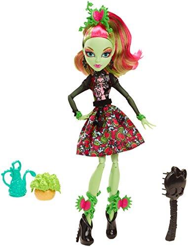 モンスターハイ 人形 ドール CDC07 Monster High Gloom 'n Bloom Venus McFlytrap Dollモンスターハイ 人形 ドール CDC07