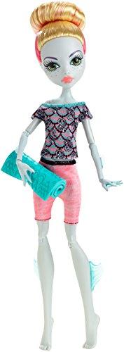 モンスターハイ 人形 ドール CHW75 Monster High Fangtastic Fitness Lagoona Blue Dollモンスターハイ 人形 ドール CHW75