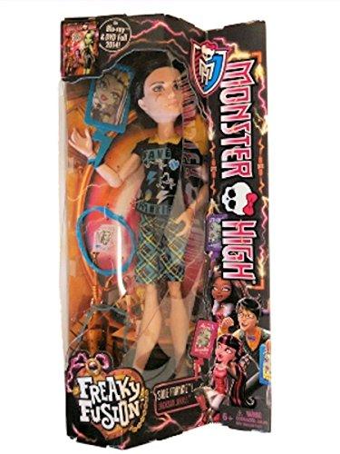 モンスターハイ 人形 ドール CBY83 Monster High Freaky Fusion Save Frankie Jackson Jekyllモンスターハイ 人形 ドール CBY83