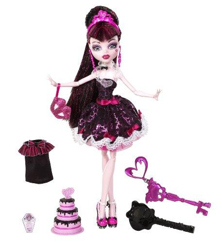 モンスターハイ 人形 ドール W9189 Monster High Sweet 1600 Draculaura Dollモンスターハイ 人形 ドール W9189