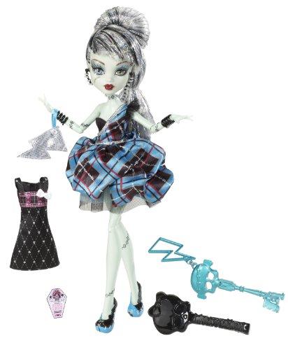 モンスターハイ 人形 ドール W9190 Monster High Sweet 1600 Frankie Stein Dollモンスターハイ 人形 ドール W9190