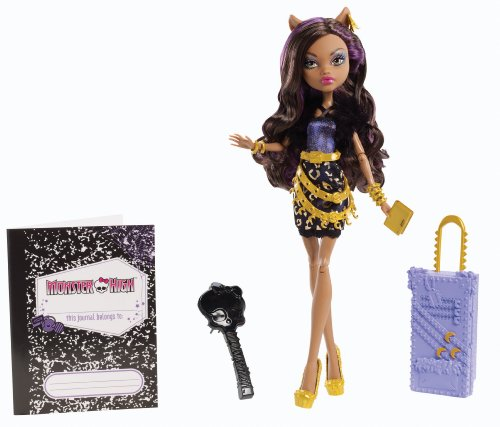 モンスターハイ 人形 ドール Y0379 Monster High Travel Scaris Clawdeen Wolf Doll (Discontinued by manufacturer)モンスターハイ 人形 ドール Y0379