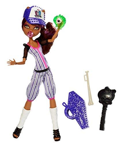 モンスターハイ 人形 ドール BJR12 Monster High Ghoul Sports Clawdeen Wolf Dollモンスターハイ 人形 ドール BJR12