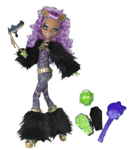 モンスターハイ 人形 ドール X3715 【送料無料】Monster High Ghouls Rule Clawdeen Wolf Dollモンスターハイ 人形 ドール X3715