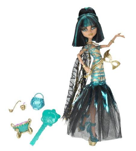 モンスターハイ 人形 ドール X3718 Monster High Ghouls Rule Cleo De Nile Dollモンスターハイ 人形 ドール X3718