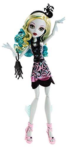 モンスターハイ 人形 ドール BDF24 【送料無料】Monster High Frights, Camera, Action! Black Carpet Lagoona Blue Dollモンスターハイ 人形 ドール BDF24