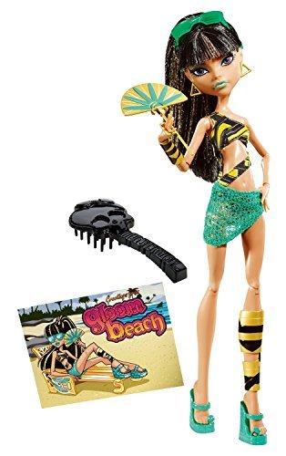 モンスターハイ 人形 ドール Monster High Gloom Beach Cleo De Nile Doll by Monster Highモンスターハイ 人形 ドール