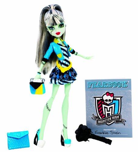 モンスターハイ 人形 ドール Y7697 【送料無料】Monster High Picture Day Frankie Stein Dollモンスターハイ 人形 ドール Y7697