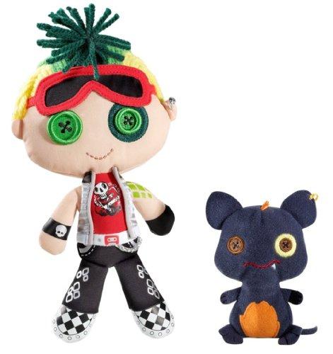 モンスターハイ 人形 ドール T7996 【送料無料】Monster High Friends Plush Deuce Gorgon Dollモンスターハイ 人形 ドール T7996