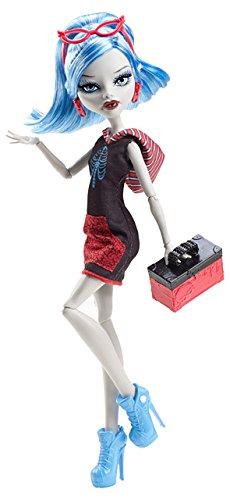 モンスターハイ 人形 ドール Y0394 【送料無料】Monster High Basic Travel Ghoulia Yelps Dollモンスターハイ 人形 ドール Y0394