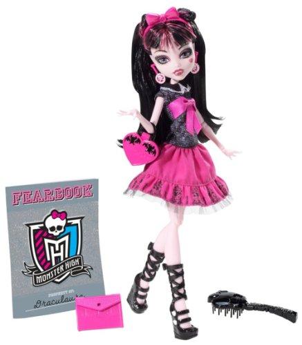 モンスターハイ 人形 ドール Y4310 Monster High Picture Day Draculaura Dollモンスターハイ 人形 ドール Y4310
