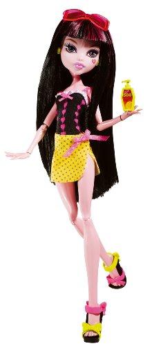 モンスターハイ 人形 ドール T7993 【送料無料】Monster High Gloom Beach Draculaura Dollモンスターハイ 人形 ドール T7993