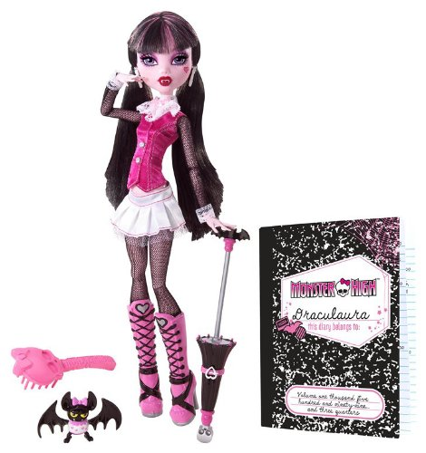 モンスターハイ 人形 ドール N5946 Monster High Draculaura Dollモンスターハイ 人形 ドール N5946