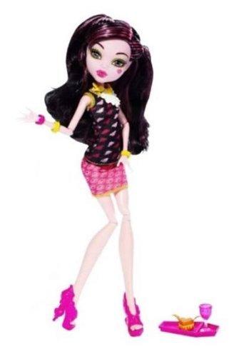 モンスターハイ 人形 ドール 【送料無料】Monster High Creepateria - Draculaura Dollモンスターハイ 人形 ドール