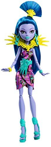 モンスターハイ 人形 ドール DKX99 【送料無料】Monster High Ghouls' Getaway Jane Boolittle Dollモンスターハイ 人形 ドール DKX99