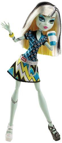 モンスターハイ 人形 ドール BHN04 【送料無料】Monster High Coffin Bean Frankie Stein Dollモンスターハイ 人形 ドール BHN04