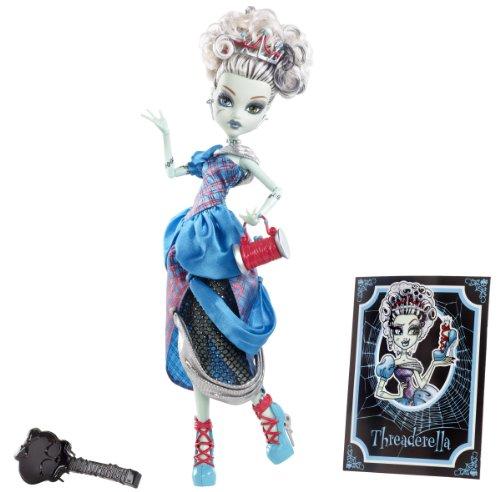 モンスターハイ 人形 ドール X4486 【送料無料】Monster High Scary Tale Dolls Frankie Steinモンスターハイ 人形 ドール X4486
