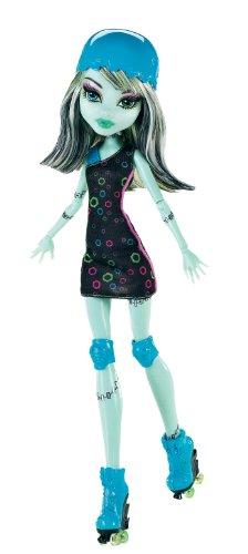 モンスターハイ 人形 ドール X3672 【送料無料】Monster High Roller Maze Frankie Stein Dollモンスターハイ 人形 ドール X3672