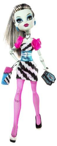 モンスターハイ 人形 ドール T6068 【送料無料】Monster High Dawn of the Dance Frankie Stein Dollモンスターハイ 人形 ドール T6068