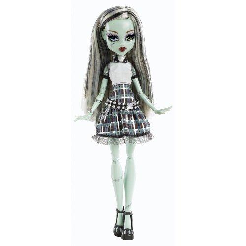 モンスターハイ 人形 ドール Monster High Ghouls Alive Doll - Frankie Steinモンスターハイ 人形 ドール