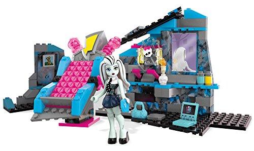 メガブロック メガコンストラックス 組み立て 知育玩具 CNF81 【送料無料】Mega Bloks Monster High Frankie Stein's Electrifying Room Building Setメガブロック メガコンストラックス 組み立て 知育玩具 CNF81