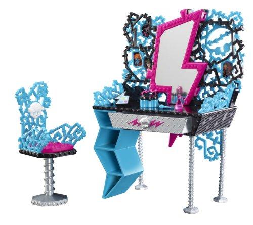 モンスターハイ 人形 ドール Y0404 Monster High Frankie's Vanity Playsetモンスターハイ 人形 ドール Y0404