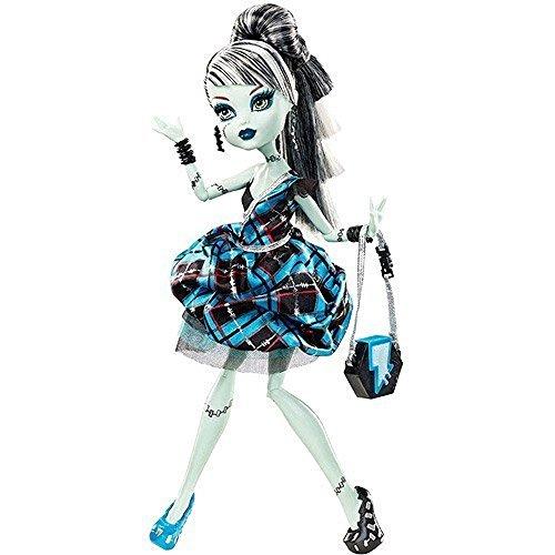 モンスターハイ 人形 ドール BCW54 【送料無料】Monster High Sweet 1600 Exclusive Frankie Steinモンスターハイ 人形 ドール BCW54