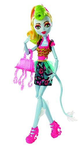 モンスターハイ 人形 ドール BJR37 【送料無料】Monster High Freaky Fusion Lagoonafire Dollモンスターハイ 人形 ドール BJR37