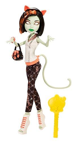 モンスターハイ 人形 ドール CBX24 Monster High Freaky Fusion Scarah Screams Dollモンスターハイ 人形 ドール CBX24