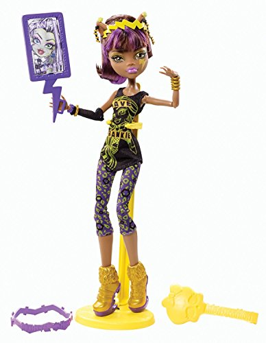 モンスターハイ 人形 ドール CBX39 【送料無料】Monster High Freaky Fusion Save Frankie! Clawdeenモンスターハイ 人形 ドール CBX39