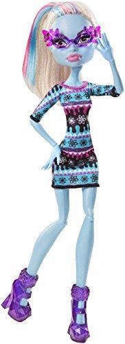 モンスターハイ 人形 ドール CGG93 Monster High Geek Shriek Abbey Bominable Dollモンスターハイ 人形 ドール CGG93