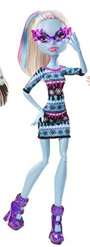 モンスターハイ 人形 ドール 【送料無料】Abbey Bominable Monster High Geek Shriek Dollモンスターハイ 人形 ドール