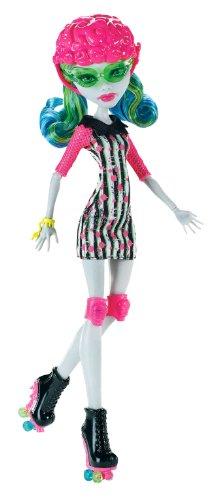 モンスターハイ 人形 ドール X3675 Monster High Roller Maze Ghoulia Yelps Dollモンスターハイ 人形 ドール X3675