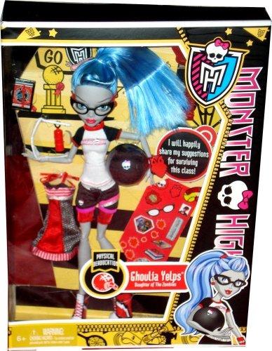モンスターハイ 人形 ドール Y4685 Monster High Ghoulia Yelpsモンスターハイ 人形 ドール Y4685