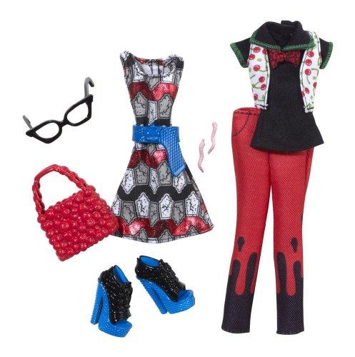 モンスターハイ 人形 ドール Y0408 【送料無料】Monster High Ghoulia Yelps Deluxe Fashion Packモンスターハイ 人形 ドール Y0408