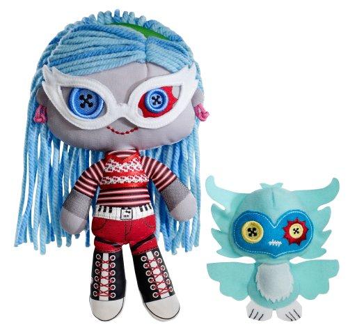 モンスターハイ 人形 ドール W2567 Monster High Friends Plush Ghoulia Yelps Dollモンスターハイ 人形 ドール W2567