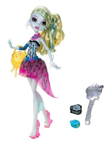 モンスターハイ 人形 ドール X4530 【送料無料】Monster High Dot Dead Gorgeous Lagoona Blue Dollモンスターハイ 人形 ドール X4530