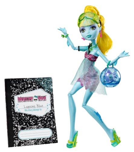 モンスターハイ 人形 ドール BBV48 Monster High 13 Wishes Lagoona Blueモンスターハイ 人形 ドール BBV48