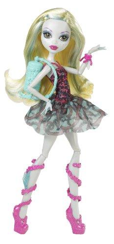 モンスターハイ 人形 ドール Y0434 【送料無料】Monster High Dance Class Lagoona Blue Dollモンスターハイ 人形 ドール Y0434