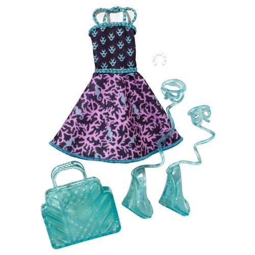 モンスターハイ 人形 ドール Y0399 【送料無料】Monster High Lagoona Blue Basic Fashion Packモンスターハイ 人形 ドール Y0399
