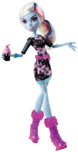 モンスターハイ 人形 ドール BHN05 Monster High Coffin Bean Abbey Bominable Dollモンスターハイ 人形 ドール BHN05