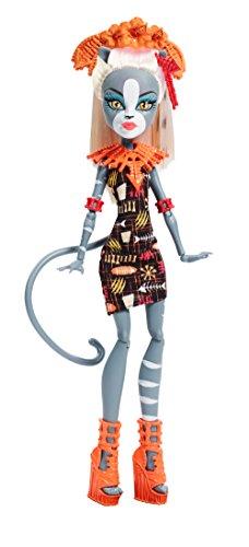 モンスターハイ 人形 ドール DKX96 Monster High Ghouls' Getaway Meowledy Dollモンスターハイ 人形 ドール DKX96