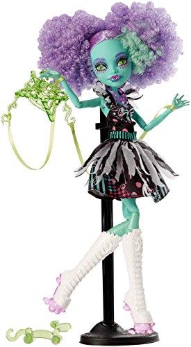 モンスターハイ 人形 ドール CHX93 【送料無料】Monster High Freak du Chic Honey Swamp Dollモンスターハイ 人形 ドール CHX93