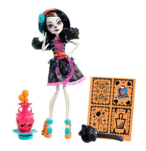 モンスターハイ 人形 ドール BDF14 Monster High Art Class Skelita Calaveras Doll (Discontinued by manufacturer)モンスターハイ 人形 ドール BDF14